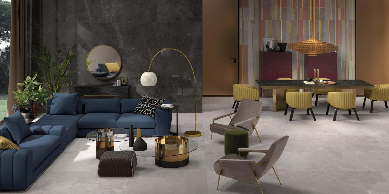 fliesen feinsteinzeug. Black Bedroom Furniture Sets. Home Design Ideas
